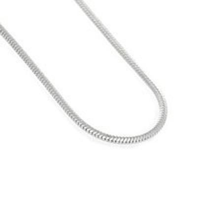 Silver Snake Chain.  (PRNewsFoto/Inspired Silver)