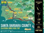 Explore Santa Barbara County on a California Wines Road Trip