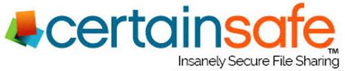 CertainSafe logo.  (PRNewsFoto/CertainSafe)