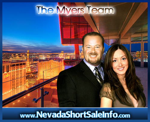 Las Vegas Short Sale Experts / The Myers Team.  (PRNewsFoto/The Myers Team)
