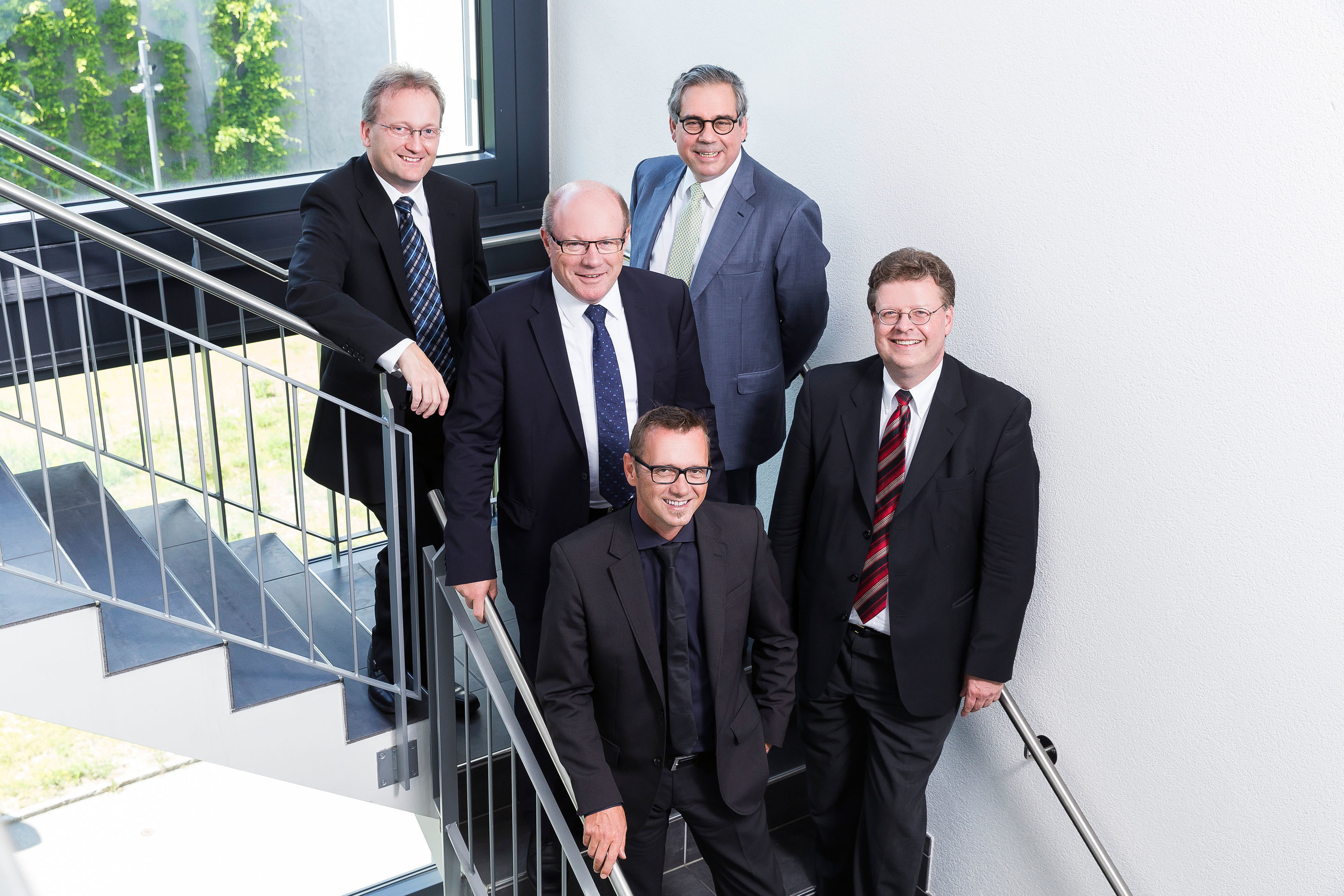 Board of directors at United Security Providers (PRNewsFoto/United Security Providers)