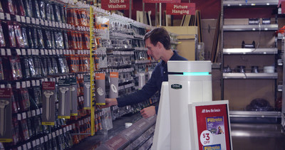 OSHbot will assist customers to quickly navigate stores by directing them to specific products and providing real-time information about product promotions and inventory. In the coming months, OSHbot will also be able to communicate with customers in multiple languages and remotely connect with expert employees at other Orchard stores to answer specific project questions.