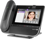 Alcatel-Lucent Enterprise New 8088 Smart DeskPhone integrates with OpenTouch 2.1 for unified communications and visual collaboration to boost video adoption in business