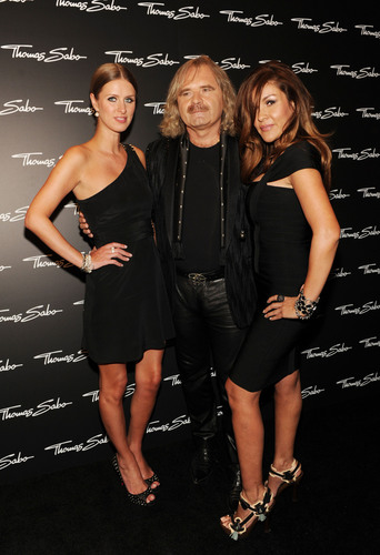 Sterling Silver Maestro Thomas Sabo Hosts V.I.P. Grand Opening at Grand Canal Shoppes