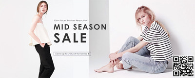 Zaful Mid Season Sale