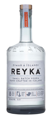 Calling All Bands, DJs and Musicians: Reyka Vodka to send two bands and two fans to the Iceland Airwaves Music Festival.  (PRNewsFoto/William Grant & Sons, Ltd.)