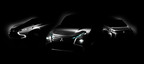 Mitsubishi Motors Corporation (MMC) unveils three world premiere concept cars at the 43rd Tokyo Motor Show 2013: the MITSUBISHI Concept GC-PHEV, the MITSUBISHI Concept XR-PHEV, and the MITSUBISHI Concept AR. (PRNewsFoto/Mitsubishi Motors Corporation)