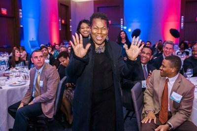 Juanita Britton, Senior Vice President of Paradies-BZB, DC, LLC Photo Credit: J. David Buerk