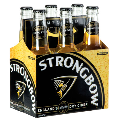 HEINEKEN USA Adds Strongbow Cider to Growing Upscale Portfolio.  (PRNewsFoto/HEINEKEN USA Inc.)