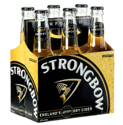 HEINEKEN USA Adds Strongbow Cider to Growing Upscale Portfolio