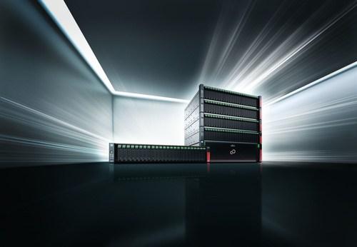 FUJITSU ETERNUS AF - The new all-flash storage family (PRNewsFoto/Fujitsu)