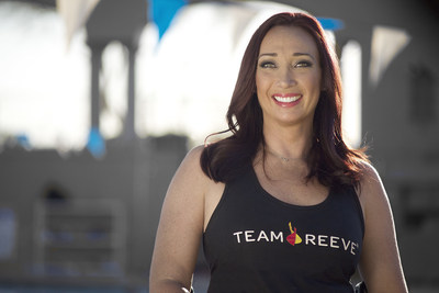 Amy Van Dyken-Rouen, Captain of Team Reeve