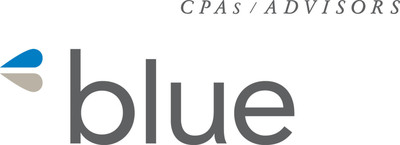 Blue & Co. logo.  (PRNewsFoto/COMS Interactive, LLC)