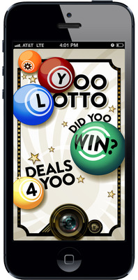 YooLotto pilots free lottery-management application with 7-Eleven, Inc.'s Texas stores. New smartphone app expected to reduce unclaimed winnings for Powerball and Megamillions games.  (PRNewsFoto/7-Eleven, Inc.)