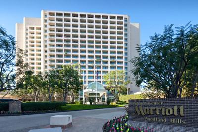 Laurus Corporation Acquires Marriott Hotel at Warner Center in Los Angeles. (PRNewsFoto/Laurus Corporation)