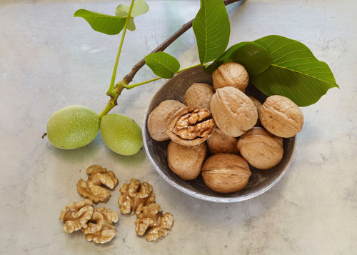Walnuts are part of a healthy diet. Over two decades of research has shown walnuts offer benefits in the areas ...
