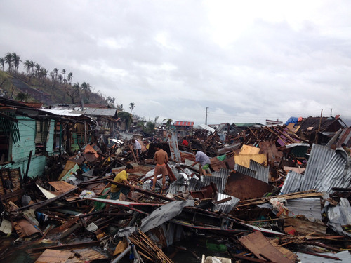As many as 10,000 people are believed dead in Tacloban City alone when one of the worst storms on record sent ...