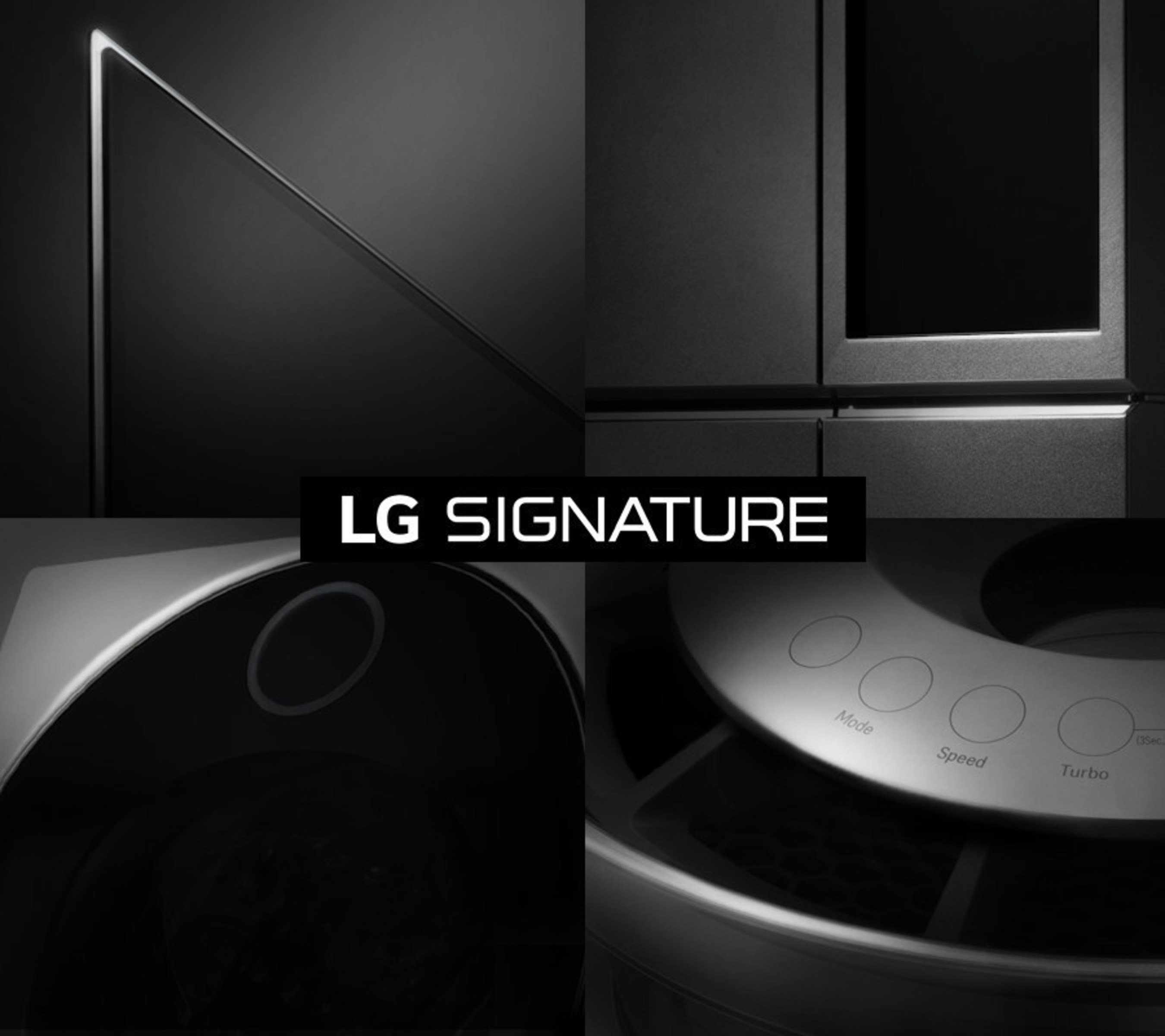 LG Electronics (LG) is planning to shake up the home entertainment and appliance market with the launch of its new, premium LG SIGNATURE lineup at CES 2016 initially including a television, refrigerator, washing machine and air purifier.