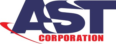 AST Corporation Logo