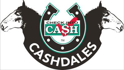 Cashdales Logo.  (PRNewsFoto/Check Into Cash, Inc.)