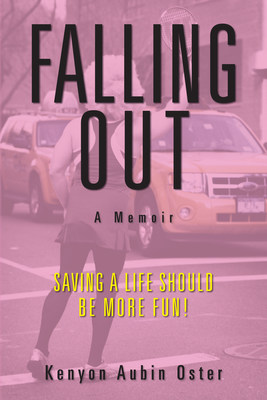 A Dazzling Literary Talent!  You should be reading this book!  www.fallingout.net (PRNewsFoto/Sweet Spot PR)