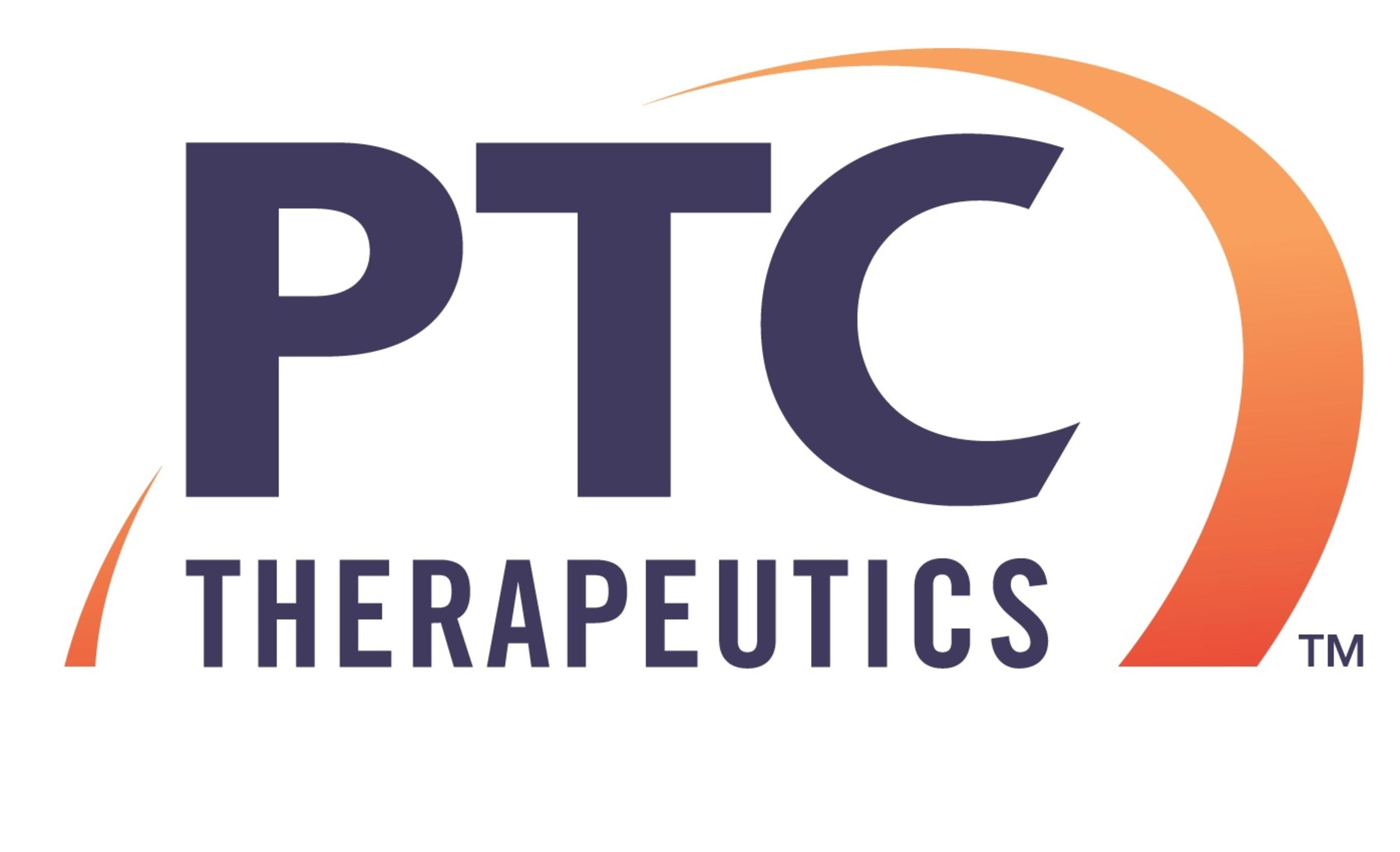 PTC Therapeutics logo. (PRNewsFoto/PTC Therapeutics, Inc.) (PRNewsFoto/)