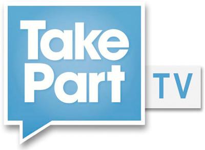 Take Part TV.  (PRNewsFoto/Participant Media)
