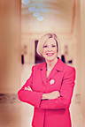 "Prosthodontist, Philanthropist Dr. Susan E. ""Betsy"" Brackett Wins ACPEF Highest Honor. GoToAPro.org.  (PRNewsFoto/American College of Prosthodontists)"