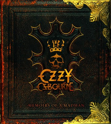 "Ozzy Osbourne's career-spanning CD and 2-disc DVD ""Memoirs of a Madman"" due out October 7th (PRNewsFoto/Legacy Recordings)"