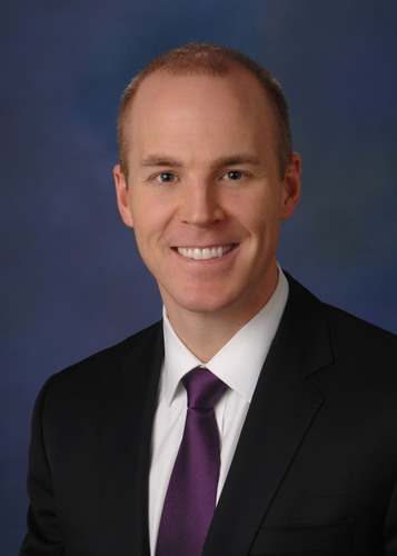 Matthew Logan named Managing Director, Financial Institutions Group, at The PrivateBank in Chicago. (PRNewsFoto/The PrivateBank) (PRNewsFoto/THE PRIVATEBANK)