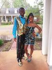 2014 Stuck at Prom Grand Prize Winners, Kechantra and Jeffery