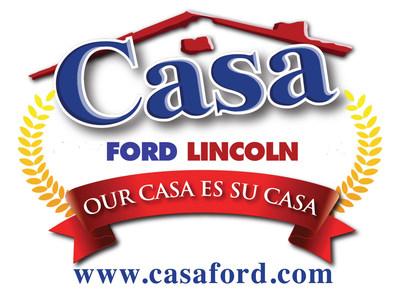 Casa Ford Lincoln automotive dealership in El Paso, Texas