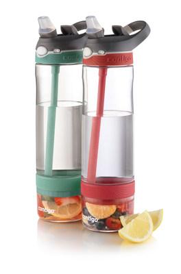 AUTOSPOUT(R) Ashland Infuser Water Bottle