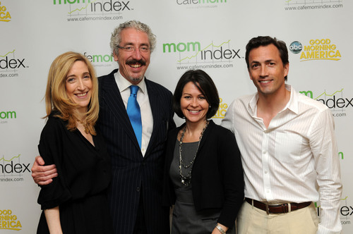 CafeMom and Good Morning America launch The MomIndex, measuring moms' lives on a new scale. Margo Baumgart,  ...
