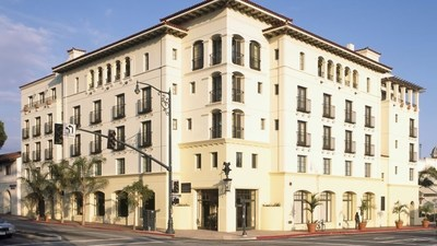 The Canary Hotel in Santa Barbara, CA