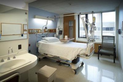 Where Do Pathogens Hide in Hospital Rooms?  (PRNewsFoto/Lumalier)