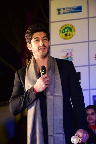 PR NEWSWIRE INDIA: Bollywood actor Mohit Marwah (PRNewsFoto/Asian News Agency)