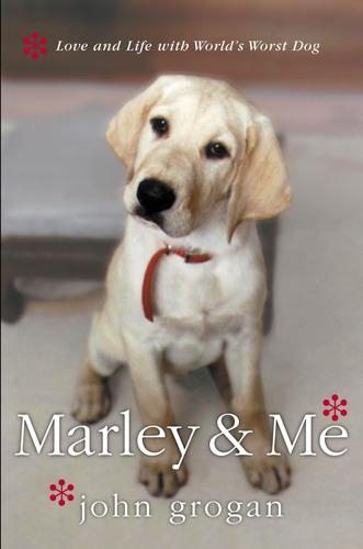 Marley & Me. (PRNewsFoto/Broward Public Library Foundation) (PRNewsFoto/BROWARD PUBLIC LIBRARY FOUND...)