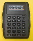 Sicklesteel Cranes Donates 20,000 Calculators for Use on CCO Exams. (PRNewsFoto/National Commission for the ...)