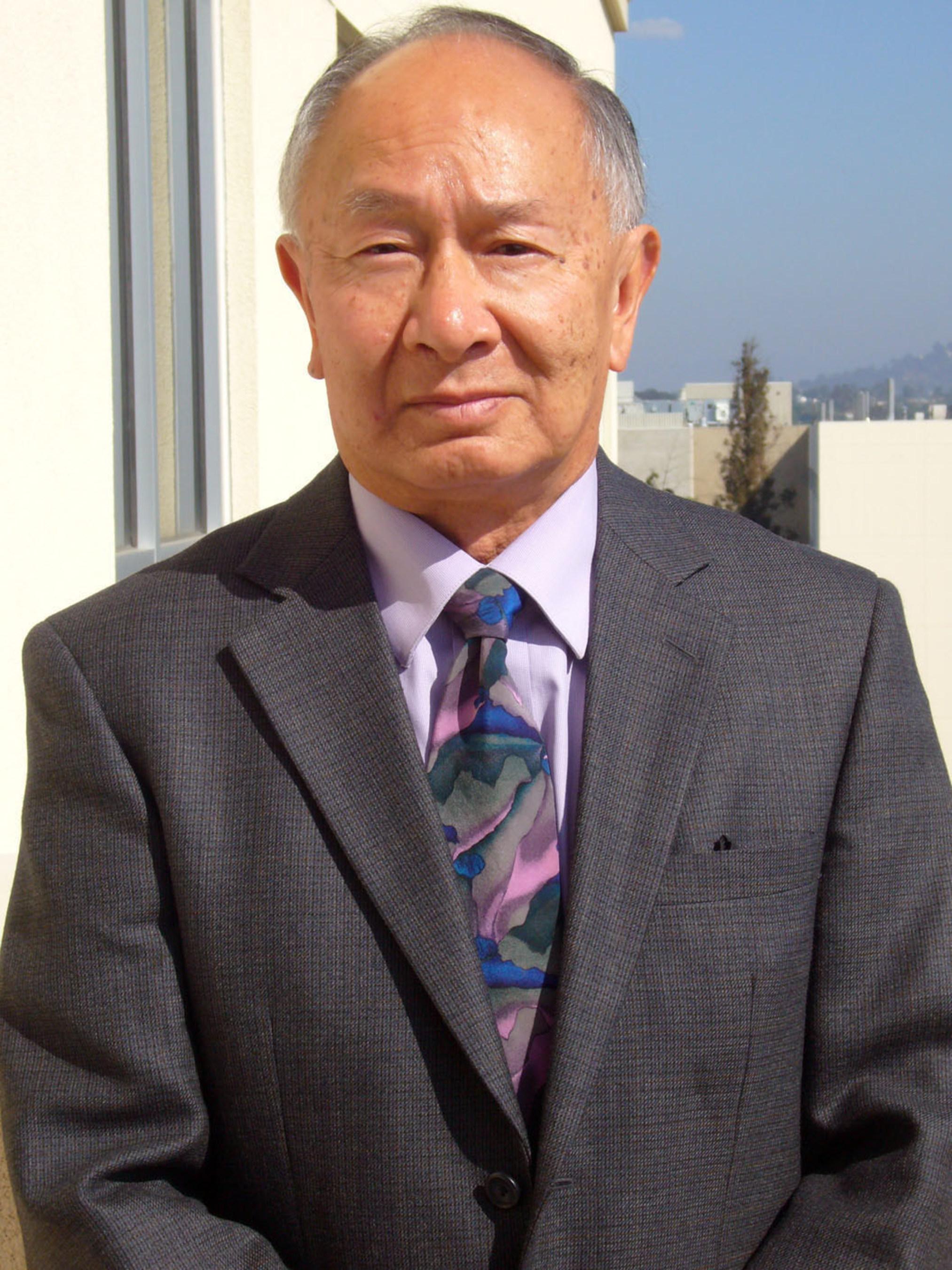 Dr. Paul Wong, dean, UT Arlington College of Liberal Arts