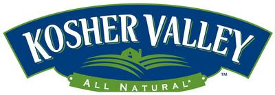 Kosher Valley(TM) logo.  (PRNewsFoto/Kosher Valley)