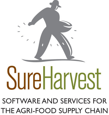 SureHarvest Logo.  (PRNewsFoto/Greener Fields Together)