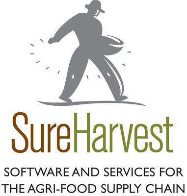 SureHarvest Logo.  (PRNewsFoto/Greener Fields Together)