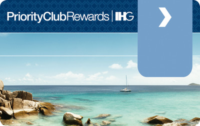 Priority Club® Rewards Introduces Priority Club Sweepstakes™ For Members In The U.S. And Canada