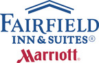 Fairfield Inn & Suites by Marriott logo.  (PRNewsFoto/Fairfield Inn & Suites by Marriott)