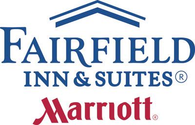 Fairfield Inn & Suites by Marriott logo.  (PRNewsFoto/Fairfield Inn & Suites by Marriott)