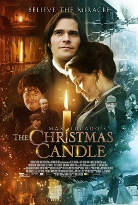 """The Christmas Candle"" has quickly become a Christmas favorite as it brings to life the warmth and charm of Victorian England, while weaving an intricate and moving story of faith rediscovered that re-enforces the true meaning of the yuletide season."