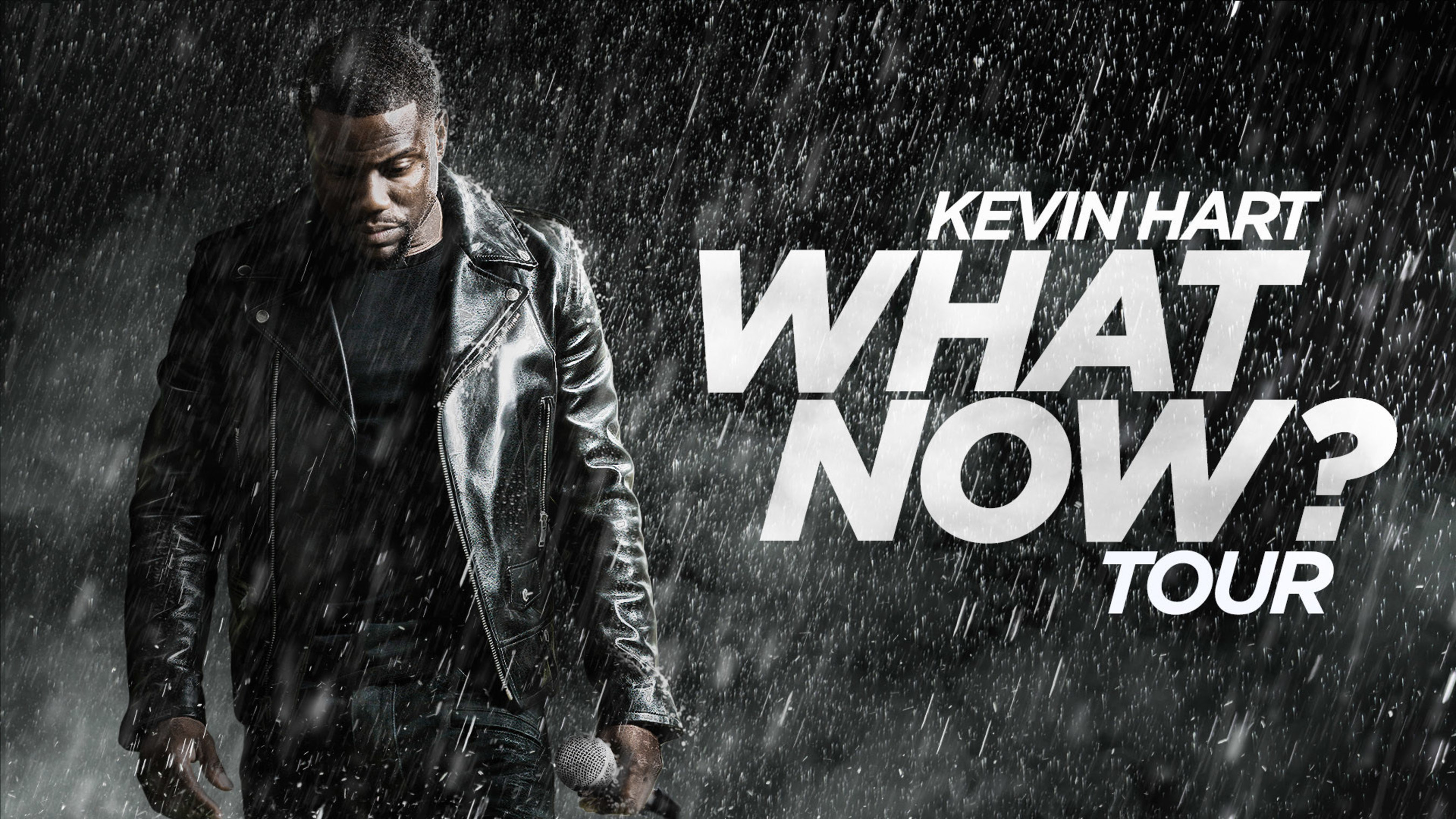 Kevin Hart Readies Biggest Comedy Tour In History With The 'WHAT NOW? TOUR'