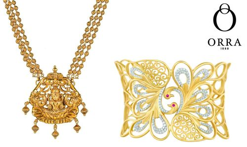 ORRA's Enticing Diwali Collection