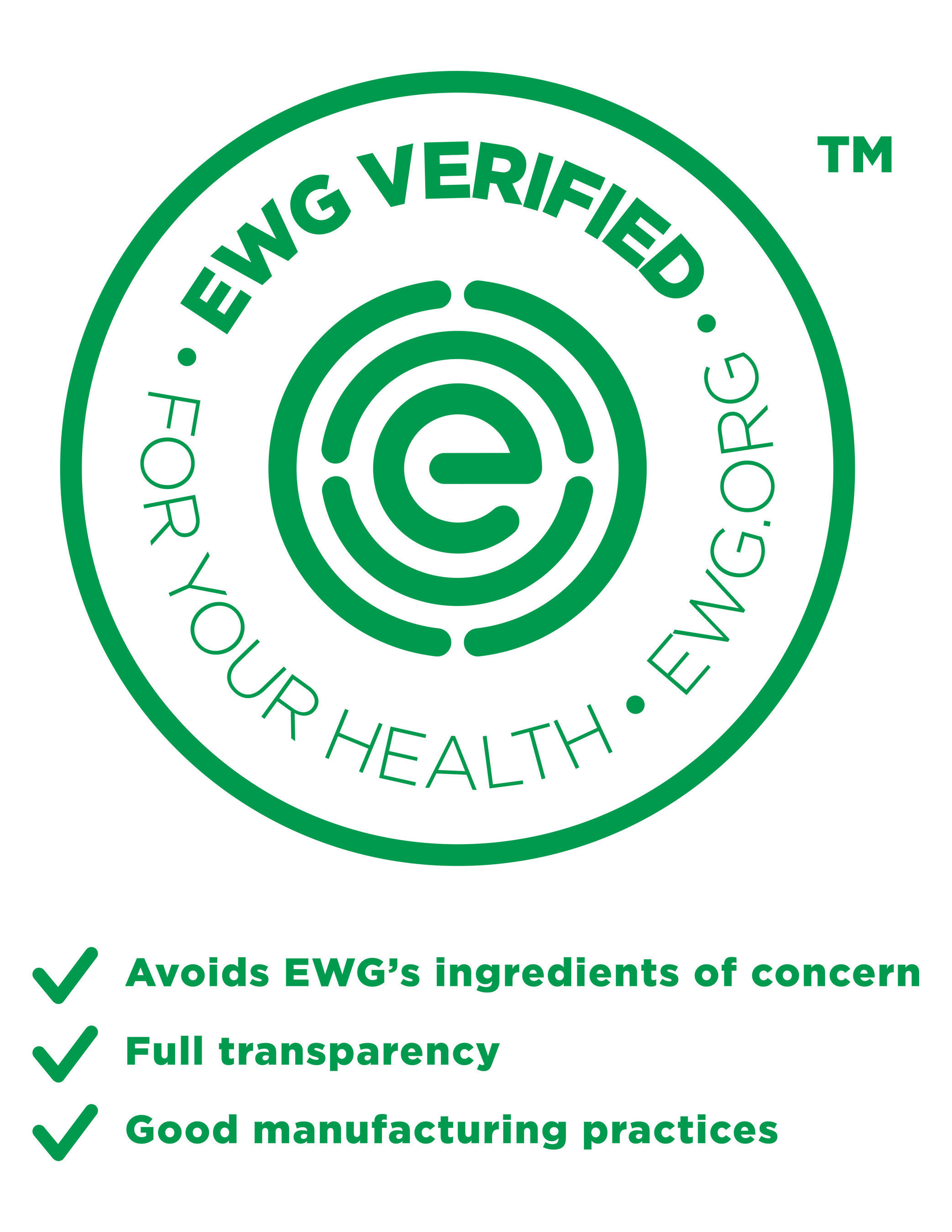"""MyChelle was recently named a Founding Member of EWG VERIFIED(TM), a new verification program to help consumers quickly and easily identify personal care products, including cosmetics, that meet the organization's strictest standards. The EWG VERIFIED(TM) mark elevates the EWG's Skin Deep(R) rating system by requiring products to meet additional rigorous criteria, including avoiding EWG's """"unacceptable"""" ingredients, labeling that fully discloses its ingredients, and following good manufacturing practices."""